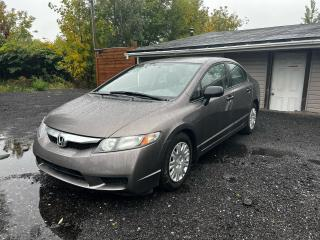Used 2009 Honda Civic DX for sale in Ottawa, ON