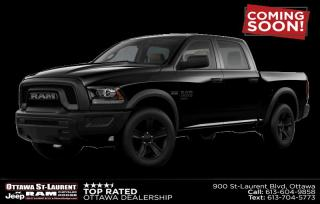 New 2021 RAM 1500 Classic SLT for sale in Ottawa, ON