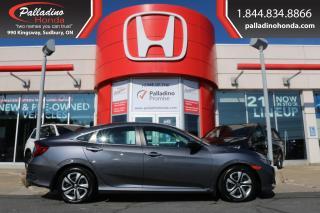 Used 2018 Honda Civic LX for sale in Sudbury, ON
