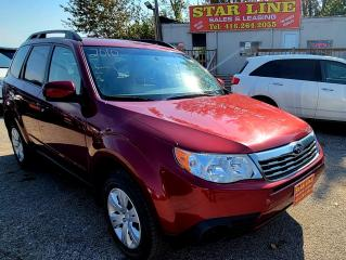 Used 2010 Subaru Forester X sport for sale in Pickering, ON