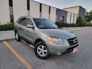 Used 2009 Hyundai Santa Fe GL,AWD,HEATED SEATS, CERTIFIED for sale in Mississauga, ON
