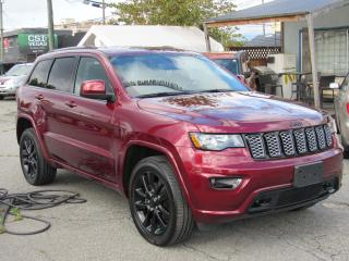 Used 2019 Jeep Grand Cherokee Altitude for sale in Vancouver, BC