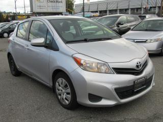 Used 2013 Toyota Yaris LE for sale in Vancouver, BC