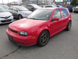 Used 2005 Volkswagen Golf GLS for sale in Vancouver, BC