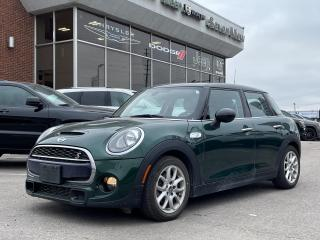 Used 2016 MINI 5 Door Cooper S DUAL SUNROOF/ONLY 54,000 KM'S for sale in Concord, ON