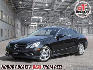 Used 2010 Mercedes-Benz E-Class E550 for sale in Mississauga, ON