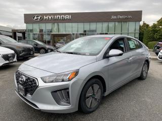 New 2022 Hyundai Ioniq Hybrid Preferred for sale in Port Coquitlam, BC