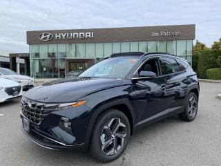 New 2022 Hyundai Tucson Hybrid Ultimate for sale in Port Coquitlam, BC