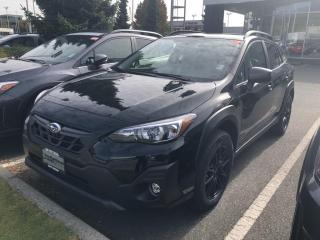 New 2021 Subaru XV Crosstrek Outdoor for sale in North Vancouver, BC