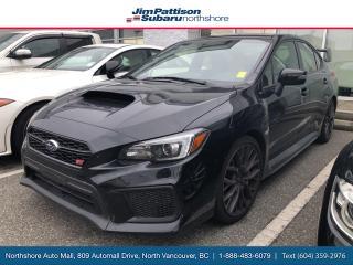 Used 2019 Subaru WRX STI Sport-tech w/Wing for sale in North Vancouver, BC