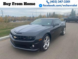 Used 2012 Chevrolet Camaro 2SS for sale in Red Deer, AB