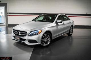 Used 2017 Mercedes-Benz C-Class C300 4MATIC I NO ACCIDENTS I NAVIGATION I PANOROOF for sale in Mississauga, ON