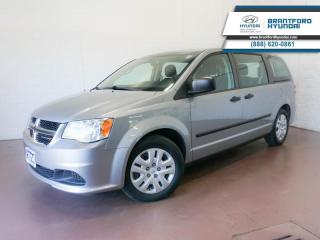 Used 2014 Dodge Grand Caravan BLUETOOTH | STOW'N'GO | SIRIUS XM  - $98 B/W for sale in Brantford, ON