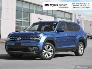 Used 2019 Volkswagen Atlas Comfortline 3.6 FSI 4MOTION for sale in Kanata, ON