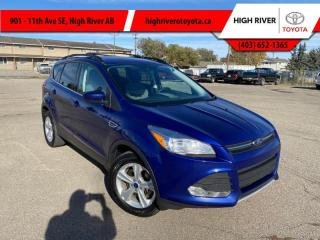 Used 2014 Ford Escape SE  - Bluetooth -  Heated Seats for sale in High River, AB