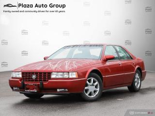 Used 1997 Cadillac Seville STS for sale in Bolton, ON