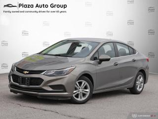 Used 2017 Chevrolet Cruze LT for sale in Bolton, ON