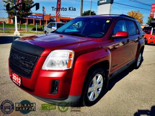 Used 2012 GMC Terrain AWD SLE-2 PwrSeat RearCam Rmte Start Trailer Hitch for sale in North York, ON