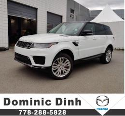 Used 2018 Land Rover Range Rover Sport V6 Td6 HSE for sale in Richmond, BC