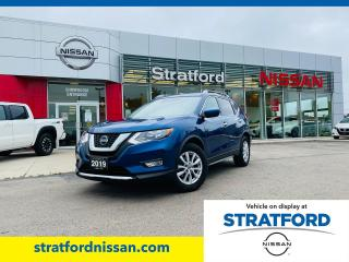 Used 2019 Nissan Rogue Sv FWD for sale in Stratford, ON