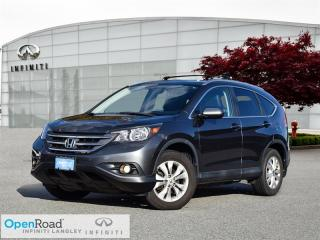 Used 2013 Honda CR-V EX-L AWD for sale in Langley, BC