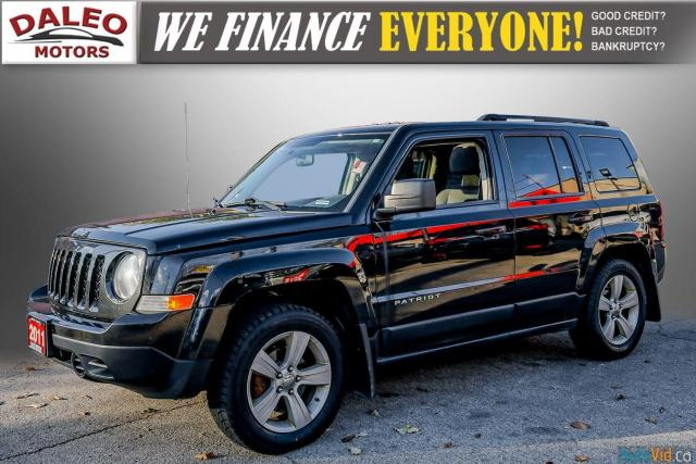 2011 Jeep Patriot NORTH/ 4WD / HEATED SEATS / REMOTE START / 1 OWNER Photo3