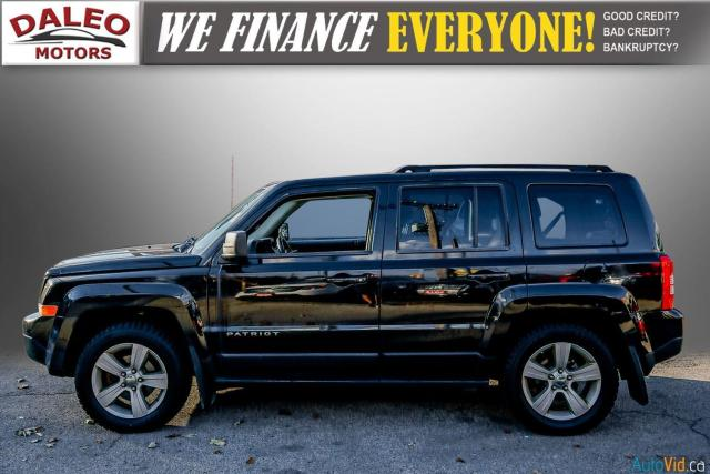 2011 Jeep Patriot NORTH/ 4WD / HEATED SEATS / REMOTE START / 1 OWNER Photo4