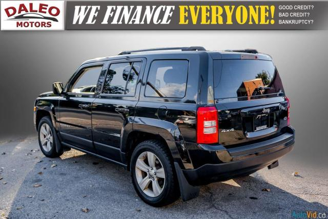 2011 Jeep Patriot NORTH/ 4WD / HEATED SEATS / REMOTE START / 1 OWNER Photo5