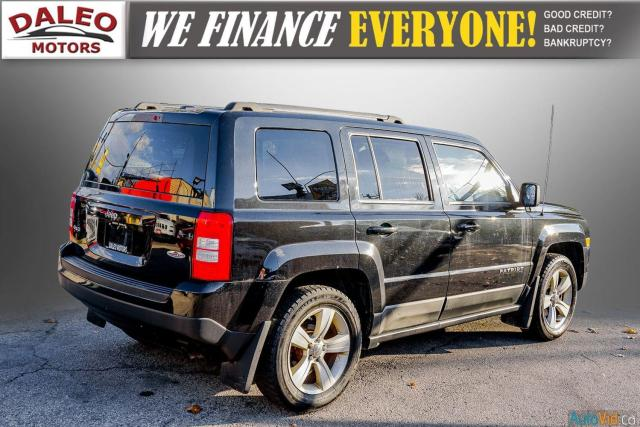 2011 Jeep Patriot NORTH/ 4WD / HEATED SEATS / REMOTE START / 1 OWNER Photo7
