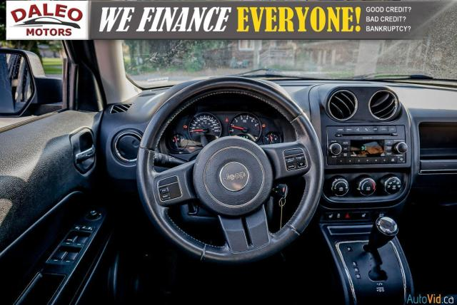 2011 Jeep Patriot NORTH/ 4WD / HEATED SEATS / REMOTE START / 1 OWNER Photo14