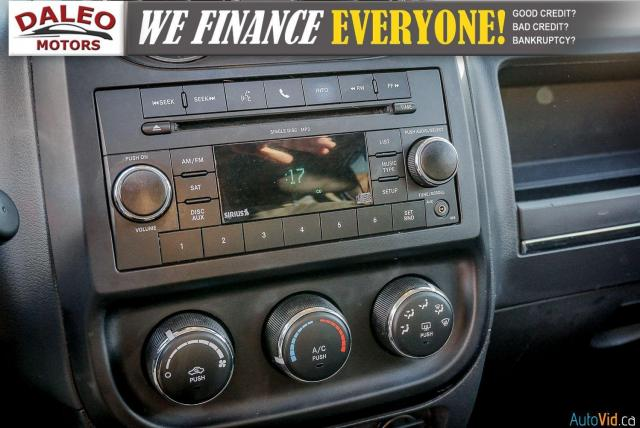 2011 Jeep Patriot NORTH/ 4WD / HEATED SEATS / REMOTE START / 1 OWNER Photo18