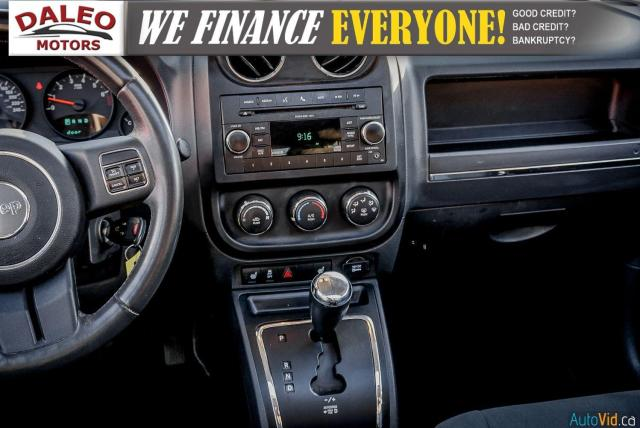 2011 Jeep Patriot NORTH/ 4WD / HEATED SEATS / REMOTE START / 1 OWNER Photo22