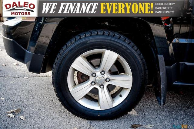 2011 Jeep Patriot NORTH/ 4WD / HEATED SEATS / REMOTE START / 1 OWNER Photo25