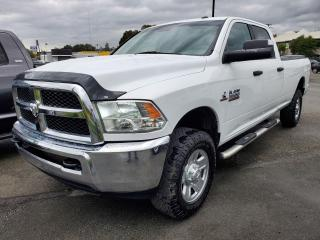 Used 2017 RAM 3500 SLT, ACCIDENT FREE for sale in Surrey, BC