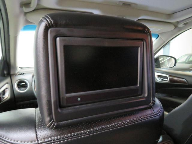 2016 Nissan Pathfinder Platinum AWD Nav Leather Sunroof Backup Cam