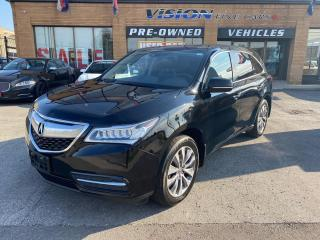 Used 2014 Acura MDX Nav Pkg for sale in North York, ON