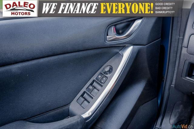 2013 Mazda CX-5 GS / HEATED SEATS / BACKUP CAM / SUNROOF / ACTIVE Photo16