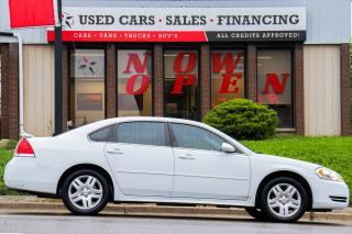 Used 2013 Chevrolet Impala LT | Bluetooth | Power Group | Alloys | Spoiler for sale in Oshawa, ON