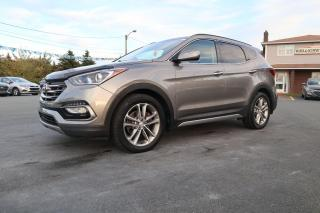 Used 2017 Hyundai Santa Fe Sport Limited for sale in Conception Bay South, NL
