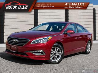 Used 2015 Hyundai Sonata 2.4L GL B.UP CAM! for sale in Scarborough, ON