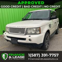 Used 2007 Land Rover Range Rover Sport HSE for sale in Calgary, AB