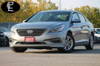 Used 2017 Hyundai Sonata GL CERTIFIED||FINANCING AVAILABLE!! for sale in Bolton, ON