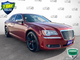 Used 2013 Chrysler 300C Auto Leather/Roof/Bluetooth for sale in St Thomas, ON