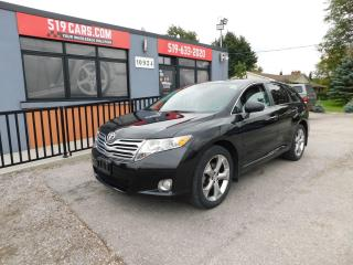 Used 2009 Toyota Venza Rare V6 | Leather Package | Sunroof | One Owner for sale in St. Thomas, ON