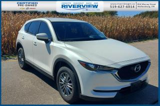 Used 2017 Mazda CX-5 GS AWD | Leather Upholstery | New Tires for sale in Wallaceburg, ON