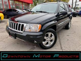 Used 2004 Jeep Grand Cherokee LIMITED 4WD for sale in London, ON