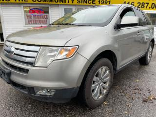 Used 2008 Ford Edge Limited/AWD/LOADED/ALLOYS for sale in Scarborough, ON