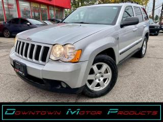 Used 2008 Jeep Grand Cherokee LAREDO 4WD for sale in London, ON