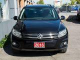 2016 Volkswagen Tiguan NAVI|REARCAM|PANOROOF|LEATHER