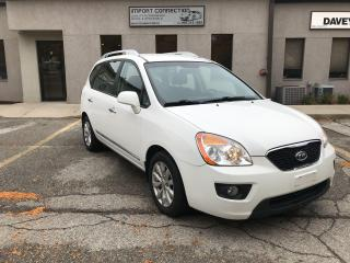Used 2012 Kia Rondo 4dr Wgn I4 EX,5PASS,NO ACCIDENTS,CERTIFIED!! for sale in Burlington, ON